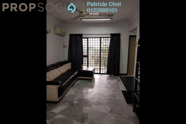 For Rent Condominium at Danau Permai, Taman Desa Freehold Fully Furnished 1R/1B 1.6k