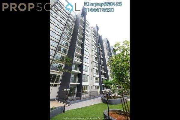 Condominium For Rent in Amara, Batu Caves Freehold Semi Furnished 3R/2B 1.2k