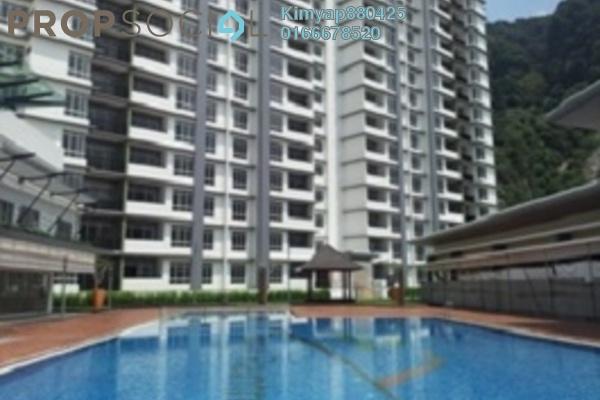 Condominium For Rent in Taman Raintree, Batu Caves Leasehold Unfurnished 3R/2B 1.3k