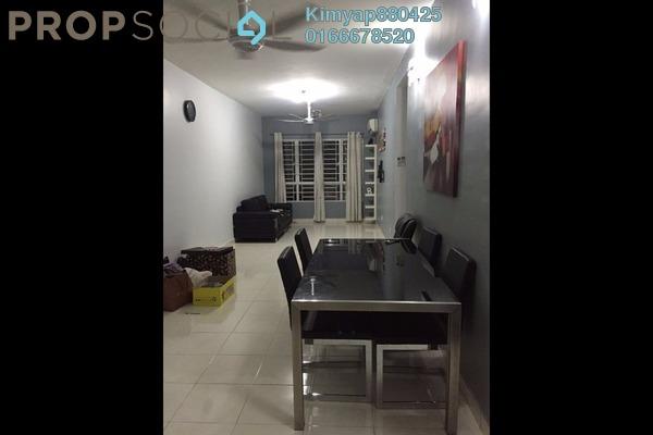 For Rent Condominium at Banjaria Court, Batu Caves Leasehold Semi Furnished 3R/2B 1.5k