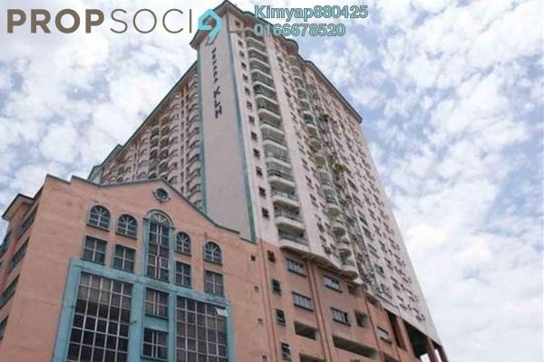 Condominium For Sale in Menara KLH, Sentul Freehold Semi Furnished 3R/2B 400k