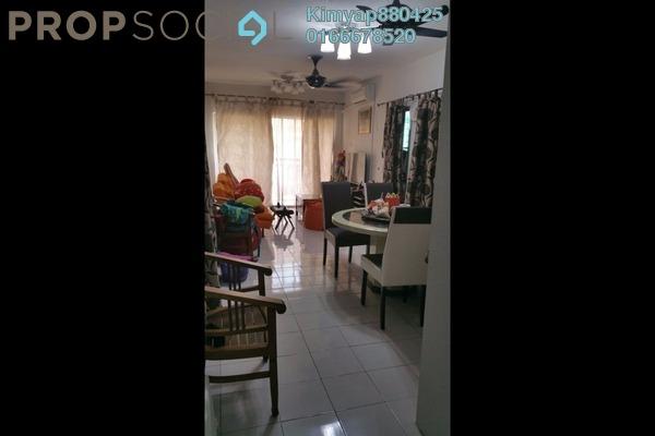 Apartment For Sale in Sri Astana, Batu Caves Leasehold Semi Furnished 4R/2B 330k