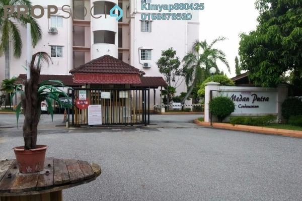 Condominium For Sale in Medan Putra Condominium, Bandar Menjalara Freehold Semi Furnished 3R/2B 470k
