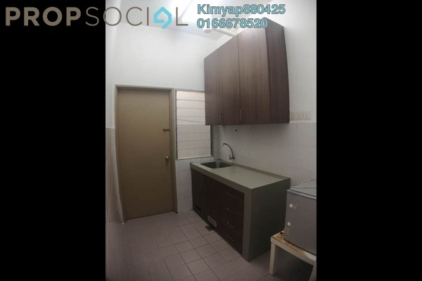Apartment For Rent in 162 Residency, Selayang Freehold Semi Furnished 3R/2B 1k