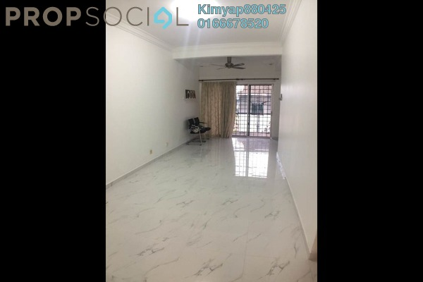 Apartment For Rent in Greenhills, Selayang Freehold Semi Furnished 3R/2B 1k