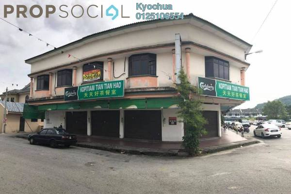 Office For Rent in Taman Rasi Jaya, Menglembu Freehold unfurnished 2R/2B 800translationmissing:en.pricing.unit