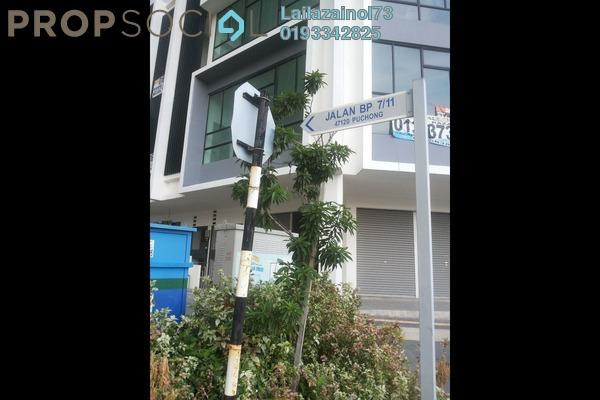 Shop For Rent in Shop Office @ BP Newtown, Bandar Bukit Puchong Freehold Unfurnished 0R/0B 35k
