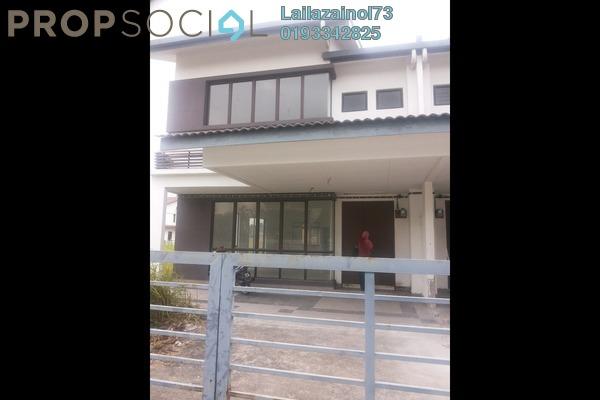 Terrace For Rent in Bandar Puteri Klang, Klang Freehold Unfurnished 4R/3B 1.8k