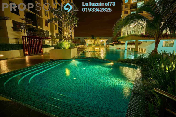 Apartment For Rent in Ivory Residence, Kajang Freehold Semi Furnished 3R/2B 1.3k