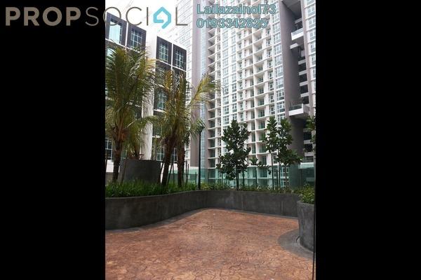 Apartment For Rent in Mutiara Ville, Cyberjaya Freehold Semi Furnished 0R/1B 1.4k