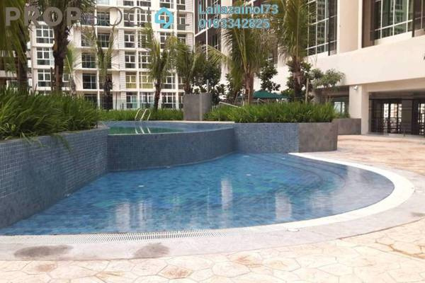 Condominium For Rent in Mutiara Ville, Cyberjaya Freehold Fully Furnished 3R/2B 2k