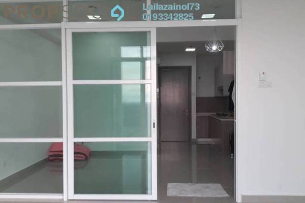 Condominium For Rent in Mutiara Ville, Cyberjaya Freehold Semi Furnished 1R/1B 1.3k