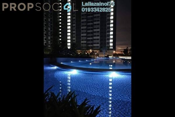 Apartment For Rent in Kiara Plaza, Semenyih Freehold Semi Furnished 3R/2B 1.5k
