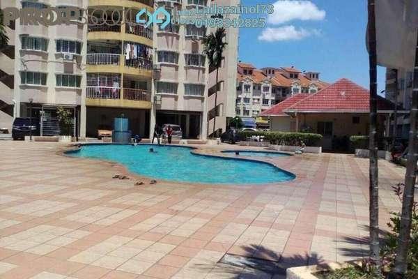 Apartment For Rent in Pandan Utama, Pandan Indah Freehold Unfurnished 3R/2B 1.4k