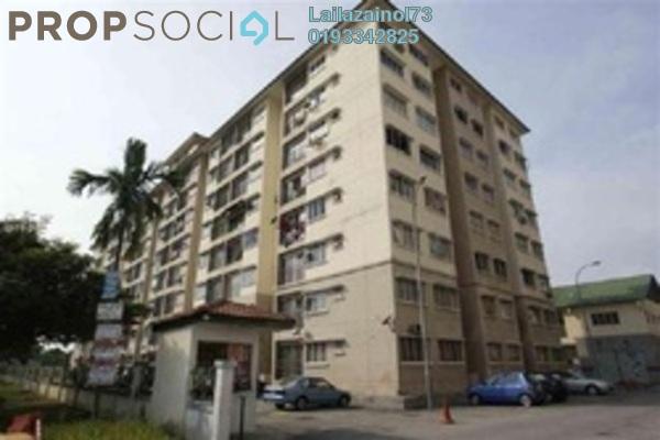 For Sale Condominium at Puchong Permata 1, Puchong Freehold Unfurnished 3R/2B 270k