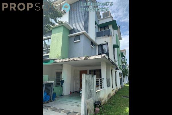Townhouse For Rent in Park Villa, Bandar Bukit Puchong Freehold Unfurnished 3R/2B 1.2k