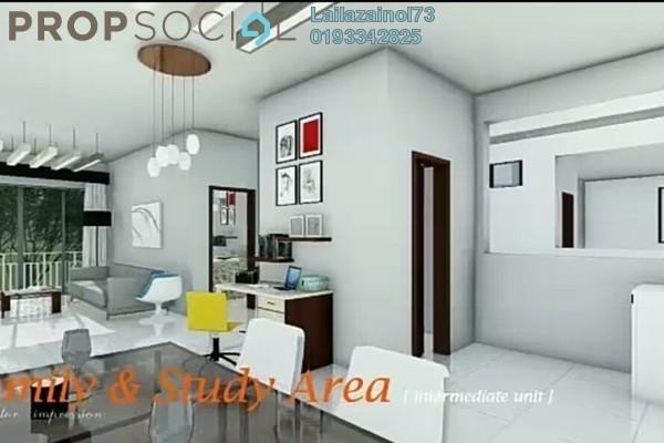 Apartment For Sale in Pangsapuri Indah Salak Tinggi, Sepang Leasehold Unfurnished 3R/2B 235k