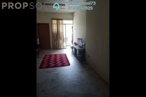 For Sale Apartment at Bukit Subang, Shah Alam Leasehold Unfurnished 3R/2B 260k