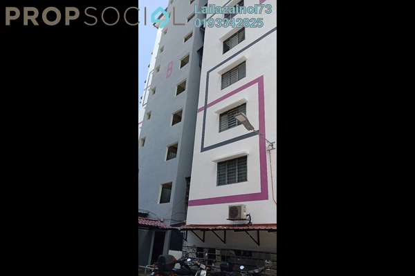 For Sale Apartment at Damai Apartment, Bandar Sunway Leasehold Unfurnished 2R/1B 160k