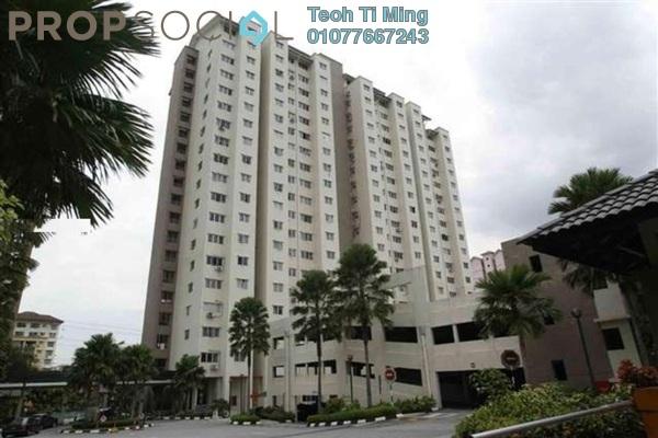 For Sale Condominium at Danau Murni, Taman Desa Leasehold Fully Furnished 3R/2B 375k