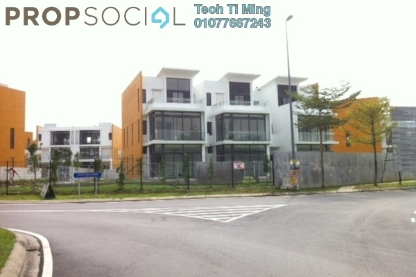 Terrace For Rent in Reed, Sungai Besi Leasehold Fully Furnished 5R/4B 3k