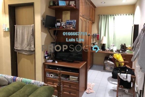Terrace For Sale in Taman Desa Cemerlang, Ulu Tiram Freehold Semi Furnished 4R/3B 599k