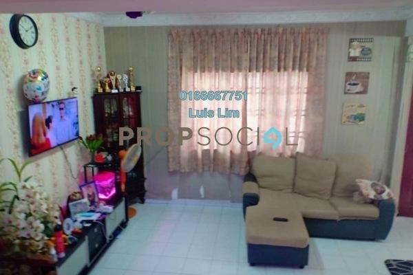Terrace For Sale in Taman Puteri Wangsa, Ulu Tiram Freehold Unfurnished 4R/3B 448k