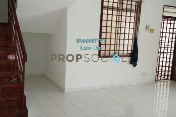 Terrace For Sale in Taman Puteri Wangsa, Ulu Tiram Freehold Unfurnished 4R/2B 460k