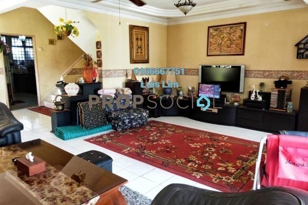Terrace For Sale in Taman Desa Cemerlang, Ulu Tiram Freehold Semi Furnished 4R/3B 618k