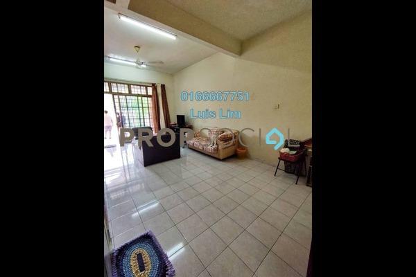 Terrace For Sale in Taman Desa Cemerlang, Ulu Tiram Freehold Unfurnished 4R/3B 520k
