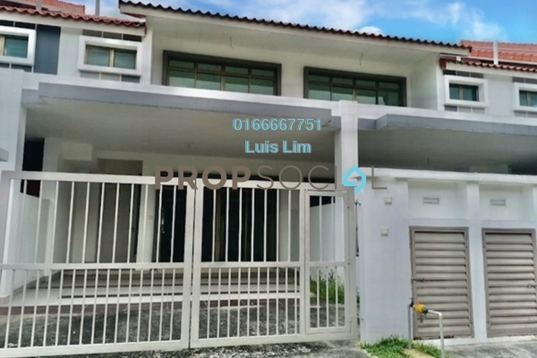 For Sale Terrace at Perjiranan 15, Bandar Dato' Onn Freehold Unfurnished 4R/3B 670k