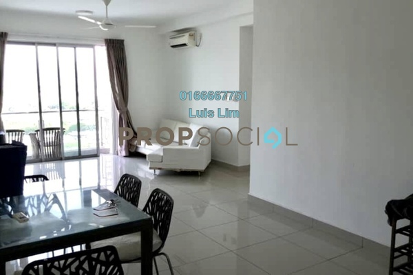 Apartment For Sale in Austin Suites, Tebrau Freehold Fully Furnished 2R/2B 420k