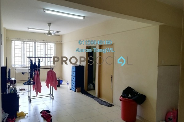 Apartment For Rent in Apartment Jemerlang, Selayang Heights Freehold unfurnished 3R/2B 700translationmissing:en.pricing.unit