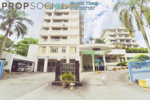 Condominium For Sale in Bangsar Permai, Bangsar Freehold Semi Furnished 3R/2B 670k