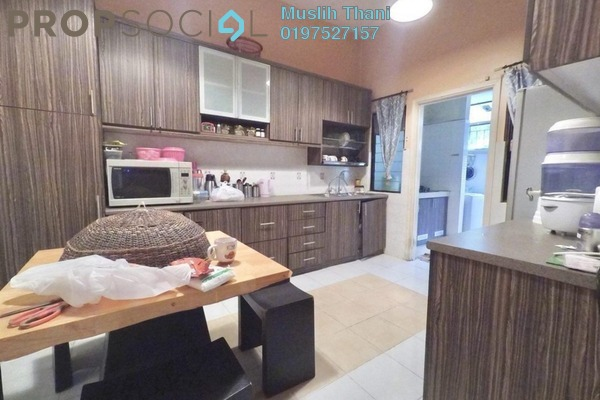 Townhouse For Sale in Parkville Garden Townhouse, Sunway Damansara Freehold Semi Furnished 3R/3B 900k