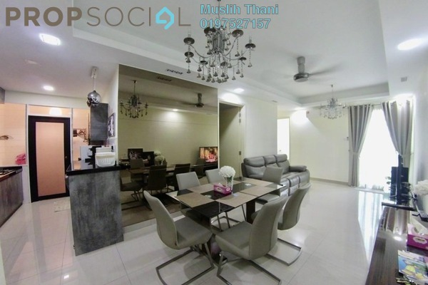 For Sale Serviced Residence at Saville, Melawati Freehold Semi Furnished 3R/2B 510k