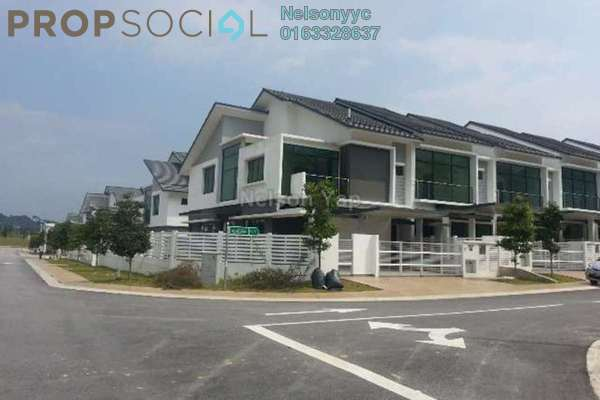 Terrace For Sale in Denai Alam, Shah Alam Freehold Unfurnished 5R/5B 1.6m