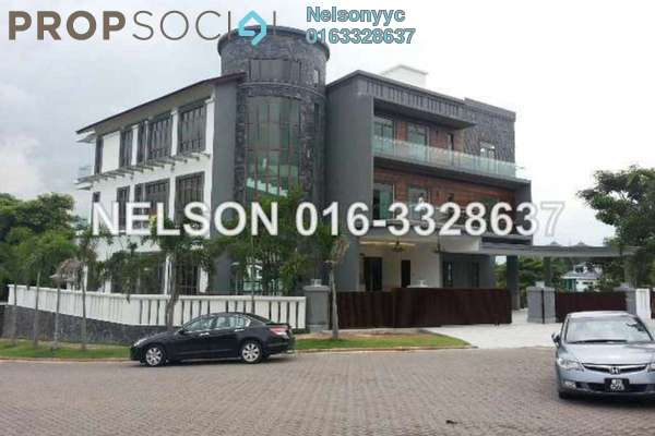 Bungalow For Sale in Mines Resort City, Seri Kembangan Leasehold Fully Furnished 9R/12B 8.3m