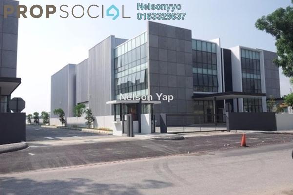 Factory For Sale in Bandar Puncak Alam, Kuala Selangor Leasehold Unfurnished 0R/1B 5.68m