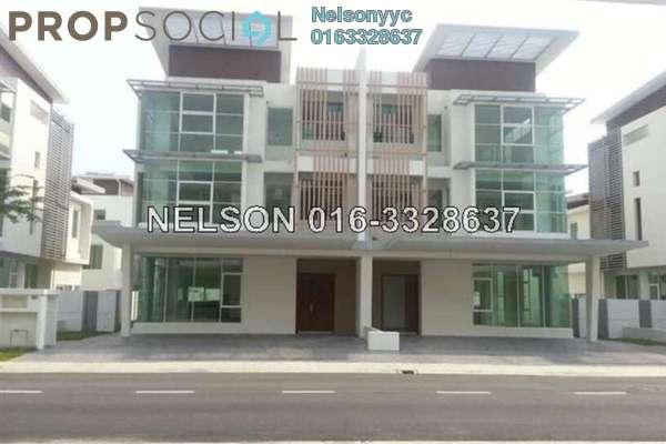 Semi-Detached For Sale in Garden Residence, Cyberjaya Freehold Unfurnished 6R/6B 1.85m