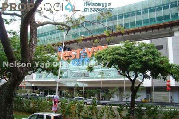 Shop For Sale in Platinum Walk, Setapak Leasehold Semi Furnished 0R/1B 1.45m