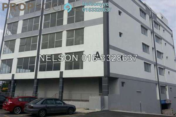 Office For Sale in Kampung Baru Sungai Buloh, Sungai Buloh Leasehold Unfurnished 0R/1B 3.88m