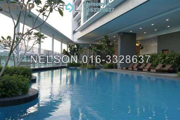 Condominium For Rent in Casa Residency, Pudu Freehold Fully Furnished 2R/1B 3.8k