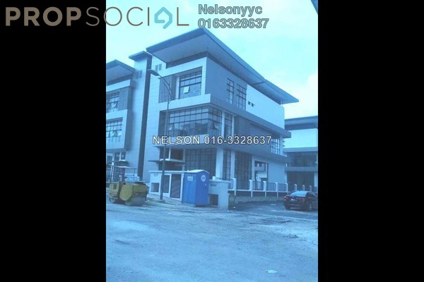 Factory For Rent in Section 51A, Petaling Jaya Freehold Unfurnished 0R/1B 28k