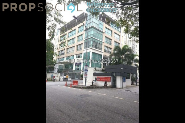 Office For Rent in Section 19, Petaling Jaya Freehold Semi Furnished 0R/1B 4.25k