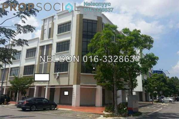 Office For Rent in TSB Commercial Centre, Sungai Buloh Freehold Unfurnished 0R/1B 15k