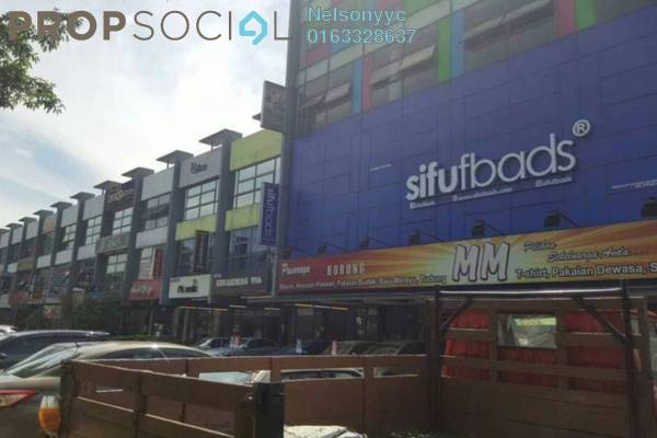 Shop For Sale in The Trillium, Sungai Besi Leasehold Unfurnished 0R/0B 13.5m