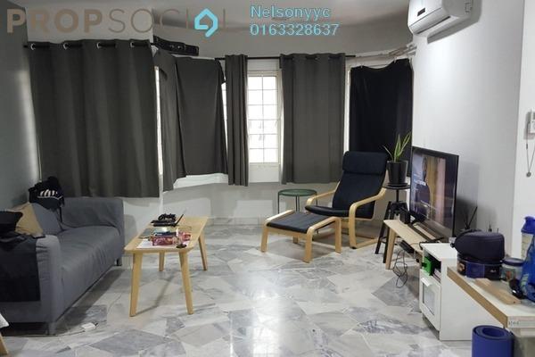 Condominium For Sale in De Tropicana, Kuchai Lama Leasehold Semi Furnished 2R/2B 380k