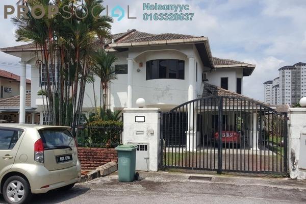 Semi-Detached For Sale in Endah Ria, Sri Petaling Freehold Unfurnished 5R/5B 2m
