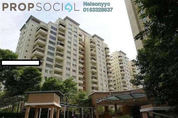 Condominium For Sale in Perdana Emerald, Damansara Perdana Freehold Semi Furnished 5R/3B 850k